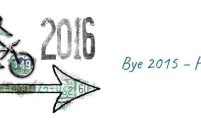 Bye-2015 - Hello 2016 - Jahresrückblick