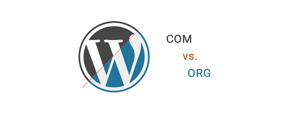 COM oder ORG? Welches WordPress für dich das richtige ist
