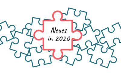 Was sich 2020 in meinem Business ändert