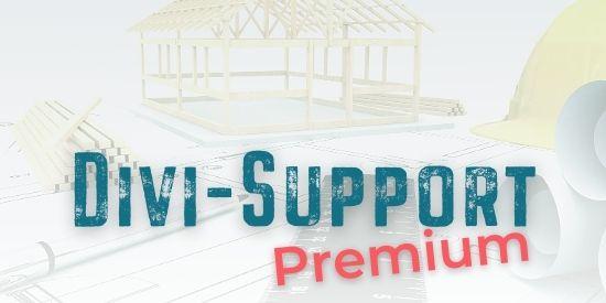 Divi-Support Premium